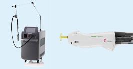 نمایش یک دستگاه جوانسازی با پراب و تجهیزات جانبی