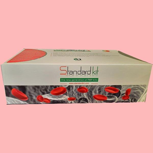 جعبه بسته کیت پی آر پی ارتوپدی استاندارد کیت مخصوص پی آر پی زانو