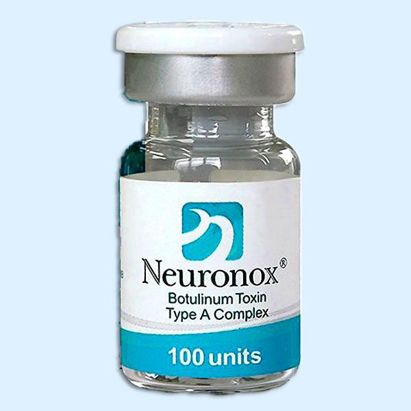 جعبه و ويال نورونوکس 100 واحدي ساخت کره قيمت خريد نورونوکس 100