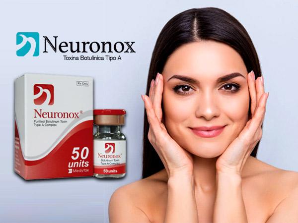 موارد کاربرد نورونوکس بوتاکس کره. خانم جواني در سمت راست در حال لبخند زدن مي باشد.