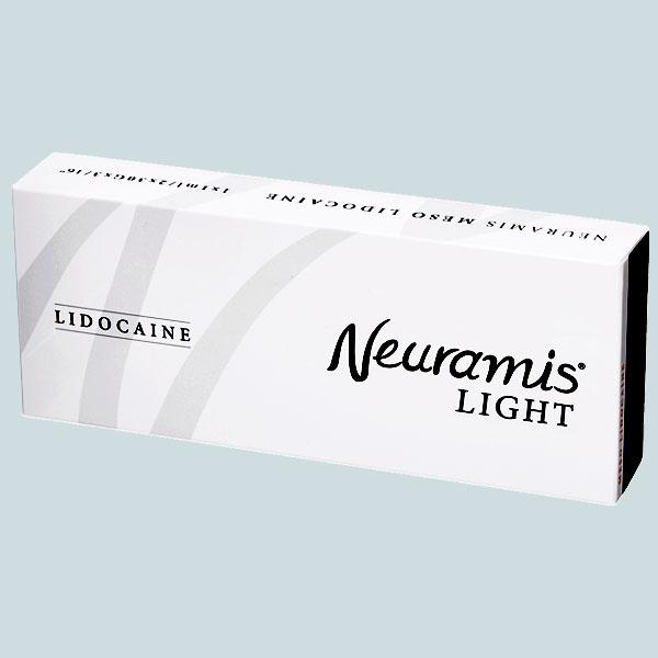 قیمت ژل نورامیس لایت لیدوکائین دار نورامیس با زمینه آبی کم رنگ و با بهترین و مناسب ترین قیمت