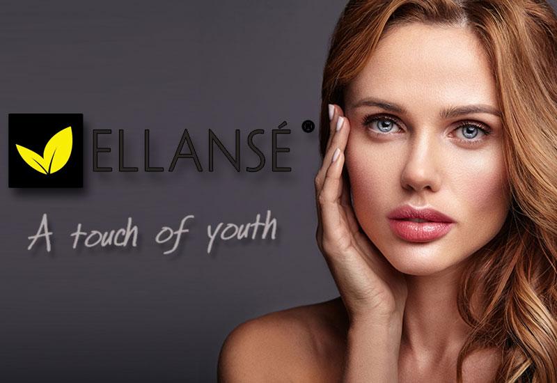 خانم جواني از ژل الانسه استفاده کرده و پوست خود را جوان کرده است.