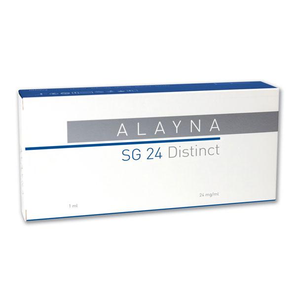 قیمت ژل لب آلاینا SG24