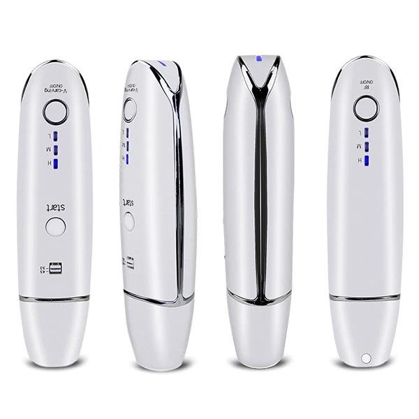 4 عدد دستگاه ميني هايفو رادار لاين کاروينگ در نماهای مختلف