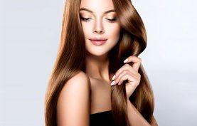 خانم جواني مو هاي زيبايي دارد و به روش مزوتراپی مو به موهاي خود شادابي و طراوت بخشيده است.