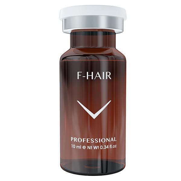 قیمت ویال کوکتل مزوتراپي ضد ريزش و تقويت مو فيوژن F-HAIR FUSION