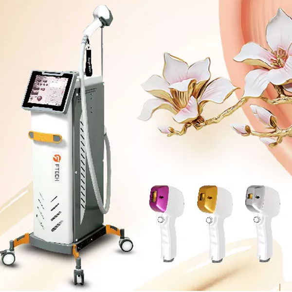 خرید دستگاه لیزر مو و پوست اف تک چین